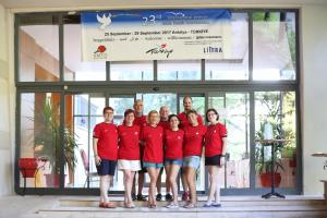 24th International Antalya Veteran TT Tournament 24-28 September 2018